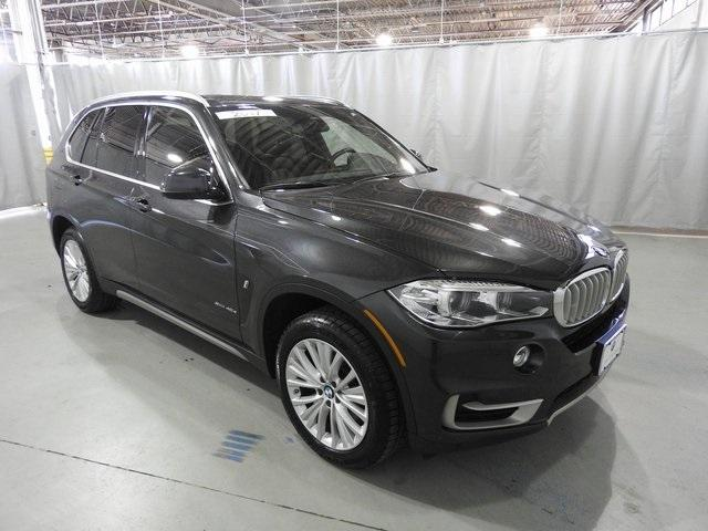 Certified Pre-Owned 2017 BMW X5 xDrive40e iPerformance Sports Activ