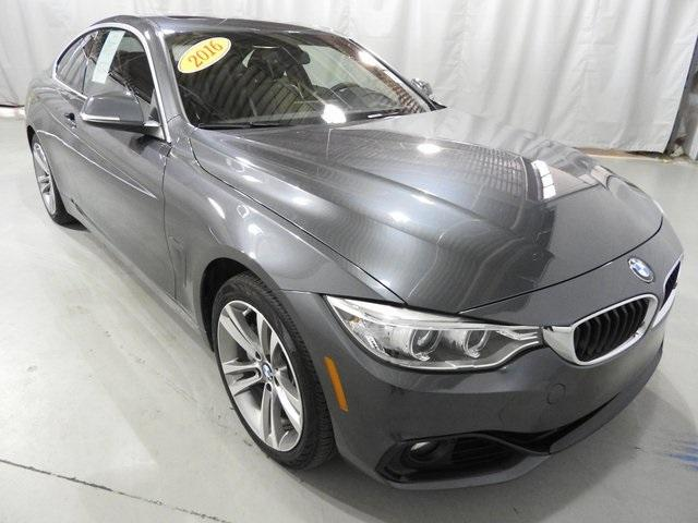 Pre-Owned 2016 BMW 4 Series 2dr Cpe 435i xDrive AWD