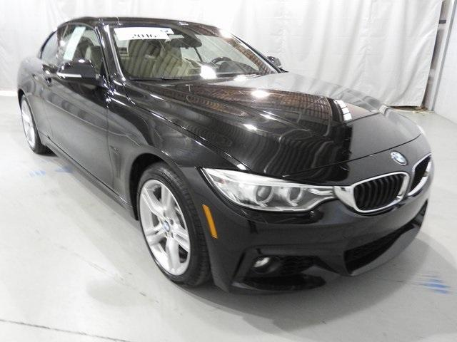 Certified Pre-Owned 2016 BMW 4 Series 2dr Conv 435i xDrive AWD