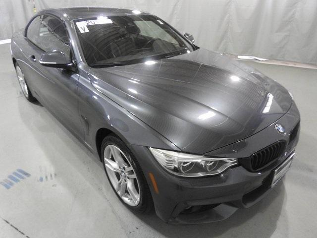Pre-Owned 2017 BMW 4 Series 430i xDrive Convertible SULEV