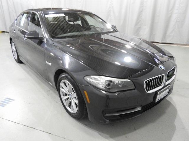 Certified Pre-Owned 2014 BMW 5 Series 4dr Sdn 528i xDrive AWD