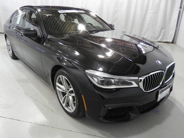 Certified Pre-Owned 2016 BMW 7 Series 4dr Sdn 750i xDrive AWD