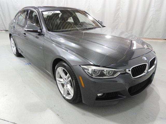 Certified Pre-Owned 2016 BMW 3 Series 4dr Sdn 340i xDrive AWD