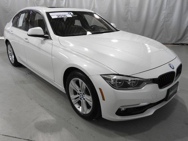 Certified Pre Owned 2016 Bmw 3 Series 4dr Sdn 328i Xdrive Awd Sulev