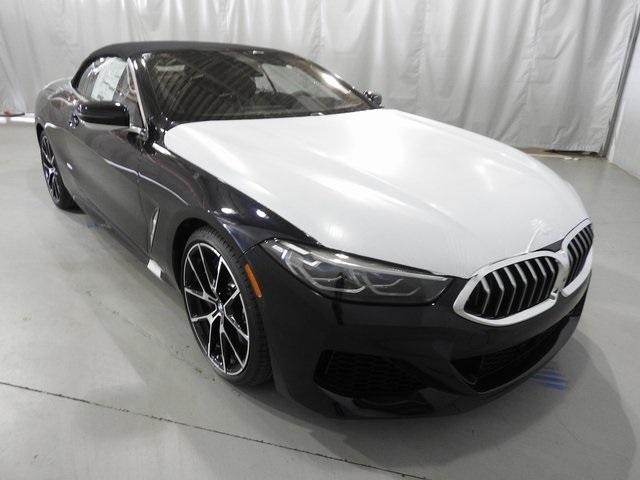 New 2019 BMW 8 Series M850i xDrive Convertible