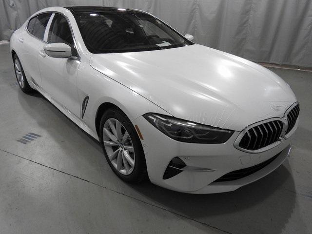 New 2020 BMW 8 Series 840i xDrive Gran Coupe