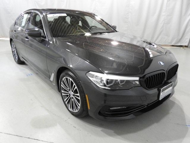 Pre-Owned 2018 BMW 5 Series 530e xDrive iPerformance Plug-In Hy