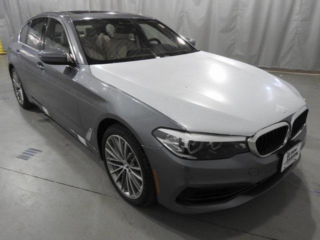 New 2020 BMW 5 Series 540i xDrive Sedan