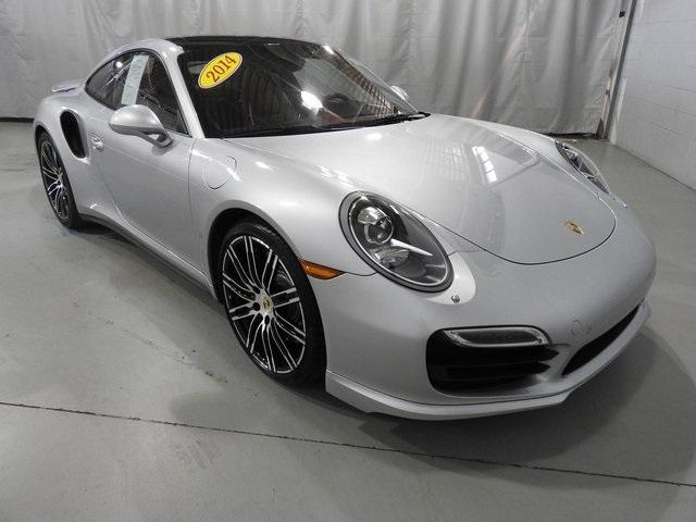 Pre-Owned 2014 Porsche 911 2dr Cpe Turbo
