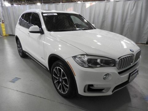 Pre-Owned 2018 BMW X5 xDrive50i Sports Activity Vehicle