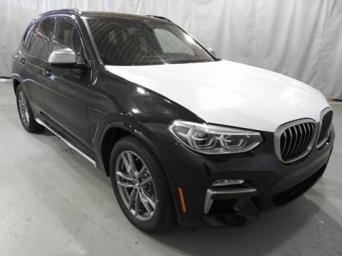 New 2019 BMW X3 M40i Sports Activity Vehicle