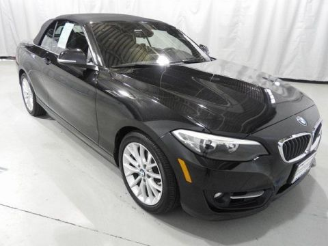 Certified Pre-Owned 2016 BMW 2 Series 2dr Conv 228i xDrive AWD