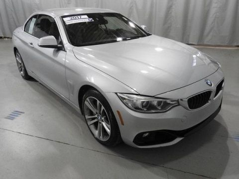 Certified Pre-Owned 2017 BMW 4 Series 440i xDrive Convertible