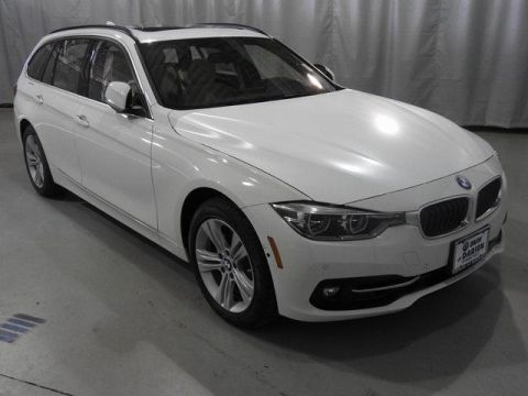 New 2019 BMW 3 Series 330i xDrive Sports Wagon